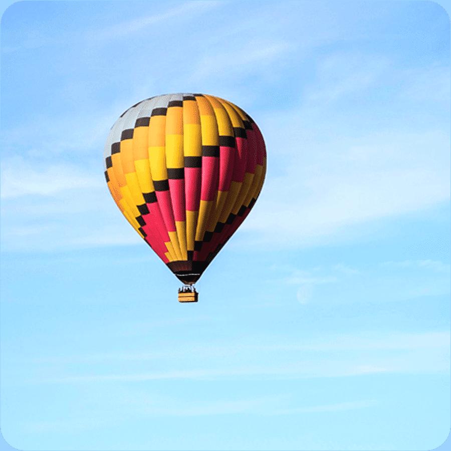 air balloon rides santa barbara solvang del mar san